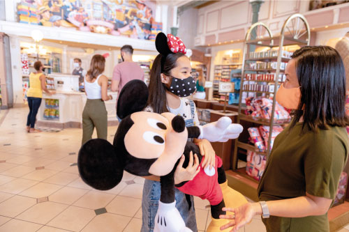 Walt Disney World Ingresso de 04 dias Park Hopper Plus Option