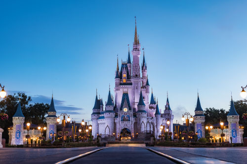 Walt Disney World Ingresso de 07 dias Park Hopper Option